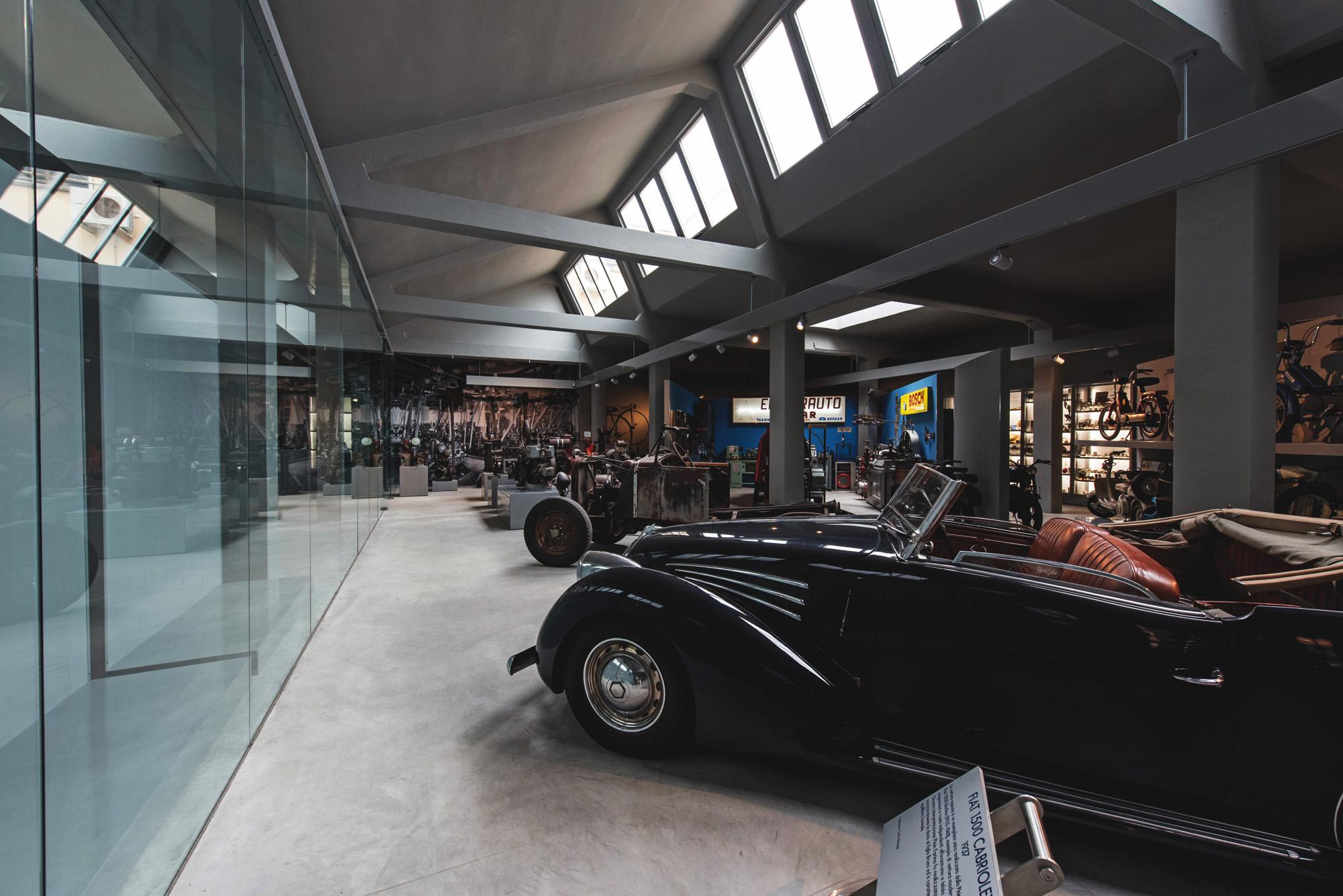 Un museo nel cuore di Latina. In esposizione anche l'auto che fu di Mussolini