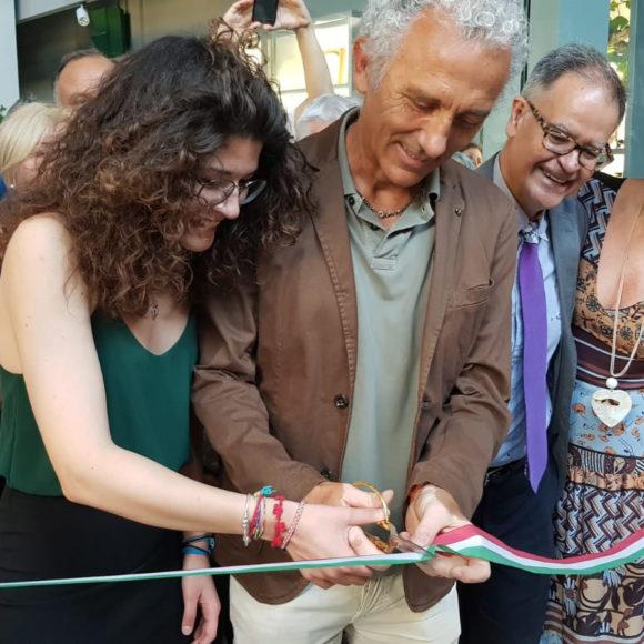 Latina, aperto il Mug: così un pezzo di città diventa Museo