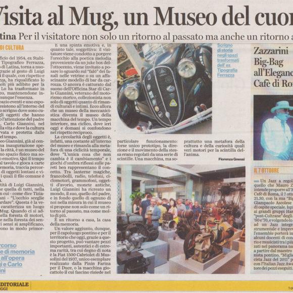Visita al Mug, un Museo del cuore